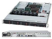 Intel Dual CPU E5 SC113TQ 1U SC113TQ