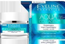 Eveline Aqua CollagenKrem nawilżający 35+ wygładzający