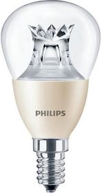 Philips Żarówka LED MAS LEDlustre DT 6-40W E14 P48 CL 8718696453582