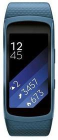 Samsung Gear Fit 2 (S) Sm-R3600 Niebieski - Bezpłatna Wysyłka. Produkt Z Oficjalnej Polskiej Dystrybucji. Gwarancja Producenta 24 M-Ce.