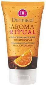 Dermacol Aroma Ritual Harmonizing Body Scrub Belgian Choco 150ml