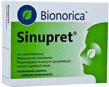 DELFARMA Sinupret 100 tabl import równoległy