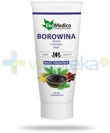 Borowina maść kremowa 200 ml EkaMedica 1127152