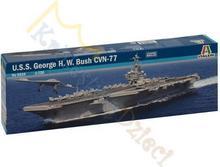 Italeri U.S.S. GEORGE H.W.BUSH CVN77 5534