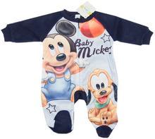Disney MICKEY Odzież niemowlęca Śpiochy Baby Mickey
