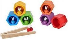 Plan Toys Plaster miodu z pszczółkami 4125