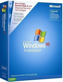 Microsoft Windows XP Professional SP2 PL UPG