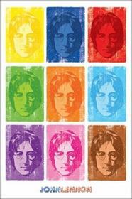 John Lennon (Pop Art) - Plakat