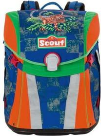 Scout Tornister Emotion Sunny - Dino 49350069800