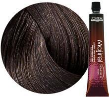 Loreal Majirel   Trwała farba do włosów kolor 4.8 brąz mokka 50ml