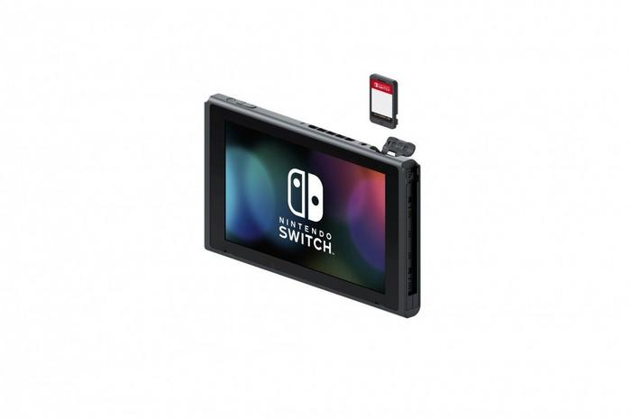Nintendo Switch Szary