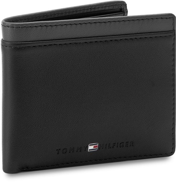 c2ed3025261aa Tommy Hilfiger Mały Portfel Męski Color Block Mini CC Wallet AM0AM01807 901  – ceny