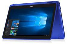 Dell Inspiron 11 ( 3168 ) 500GB HDD 120GB SSD 8GB RAM