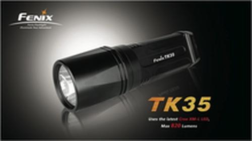 Fenix TK35 LED XM-L