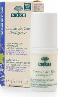 Nuxe CONTOUR DES YEUX PRODIGIEUX Przeciwzmarszczkowy krem pod oczy 15ml