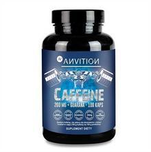 Medicaline Anvition - Caffeine 200 mg + Guarana 100kaps