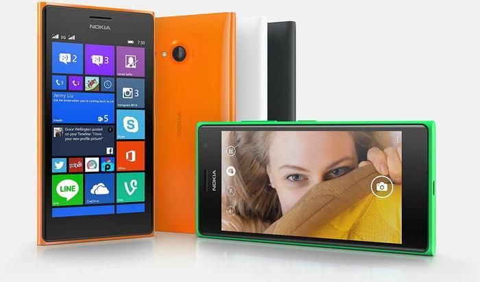 Nokia Lumia 735 Biały