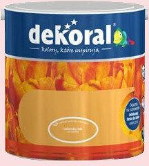 Dekoral Farba lateksowa Akrylit W bajkowy róż 5L - Farba Lateksowa Akryl