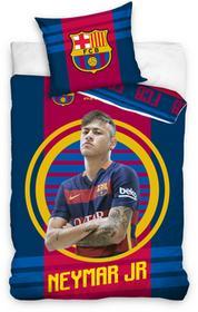 Dwuczęściowa Pościel 160/200Cm Fcb9007 Neymar Fc Barcelona Barca