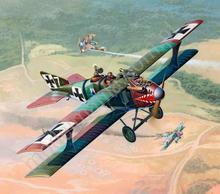 Revell Dwupłatowy samoloty rozpoznawczy LFG Roland C.II 03965
