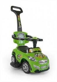 MILLY-MALLY Jeździk Pojazd Happy 3 W 1 Zielony #B1
