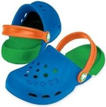 Crocs dziecięce Kids Electro Sea Blue/Lime