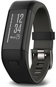 Garmin vívosmart HR + możliwość podłączenia GPS, pomiar tętna na nadgarstku, Fitness Tracker Smart notifications 010-01955-30