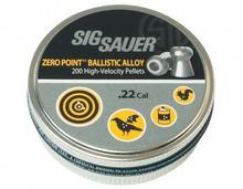 Śrut Sig Sauer Zero 5,5 mm 200 szt. (AIR-AMMO-ZERO-AL-22-200)