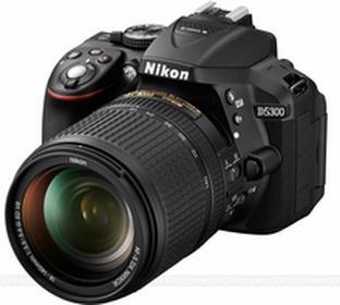 NikonD5300 + 18-105 VR