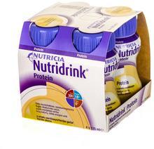 NUTRICIA POLSKA SP. Z O.O. Nutridrink Protein o smaku waniliowym 4x125ml