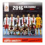 Reprezentacja Polski. Lewandowski - kalendarz 2016 r