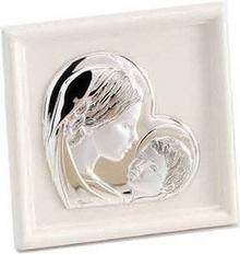 Fantin Argenti Srebrny obrazek Matka Boska z Dzieciątkiem - (F#6560CE)