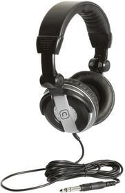 Novox Headphones Czarno-srebrne