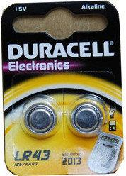 Duracell BATERIA LR43