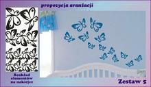 Motylki zestaw nr 5