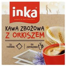 Inka Grana Sp. z o.o. Kawa zbożowa z orkiszem A20 80 g