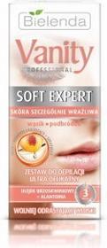 Bielenda Vanity Soft Expert do depilacji twarzy ultra delikatny