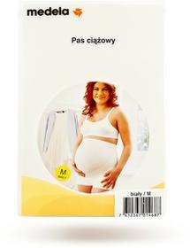 Medela Pas ciążowy - rozmiar M, kolor biały