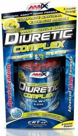 Amix Diuretic Complex BOX 90 kaps.