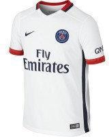Nike koszulka piłkarska PSG Paris Saint-Germain Stadium Away Junior 659094-106 S