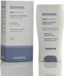 SesDerma Seskavel Frequent Use Shampoo - Szampon do częstego stosowania 200 ml