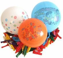 Balony piłki z nadrukiem 50 szt. a