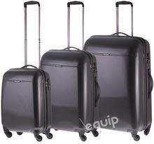 Puccini zestaw walizek PC 005 -szary