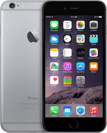 Apple iPhone 6 Plus 64GB gwiezdna szarość