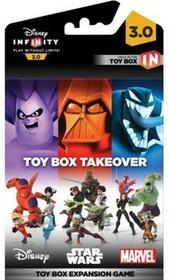 Disney Infinity 3.0 Wrogie przejęcie Toy Box Dodatkowa gra dla Placu Zabaw 1287363