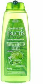 Garnier Fructis Vitamin Force Fresh Wzmacniający Szampon do włosów 400 ml