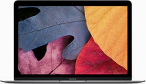 """Apple MacBook MLH82ZE/A 12\"""", Core M 1,2GHz, 8GB RAM (MLH82ZE/A)"""