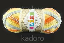 Włóczka ALIZE Diva Batik Design 5508 - motek