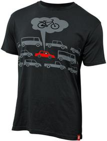 Kellys Koszulka T-shirt TRAFFIC black
