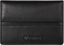 Valentini Etui na karty kredytowe 154-349-1 Black/Ferrari Red